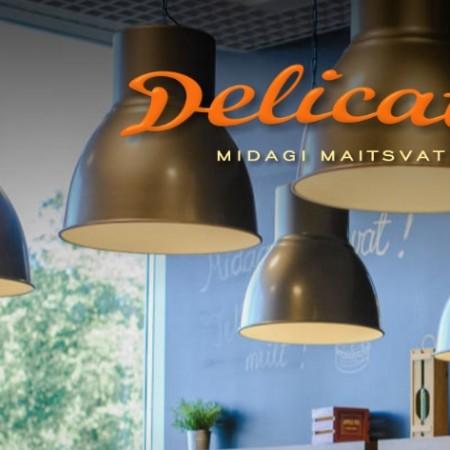 Delicato gurmeekauplus ja kohvik