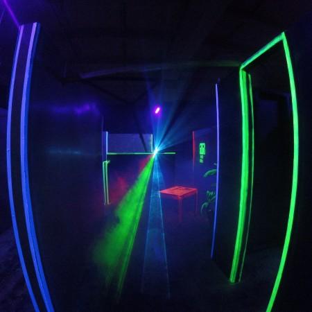 FK Arena lasermängud